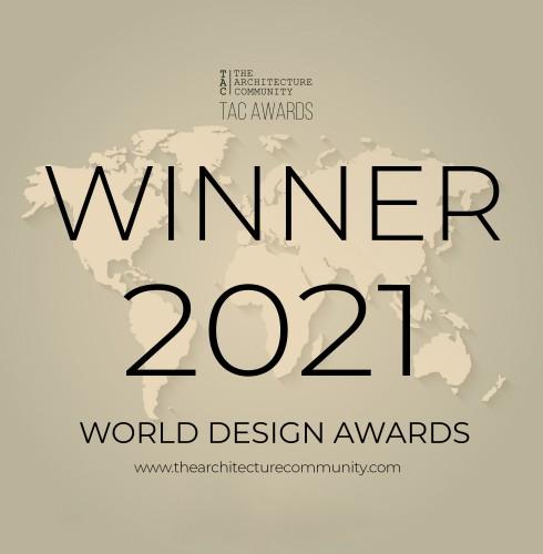 EDGE got Winner Award in World Design Awards 2021