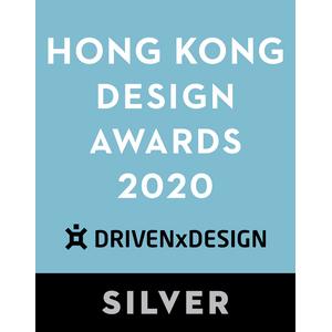 EDGE got a Silver Award in Hong Kong Design Awards 2020