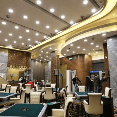 L'arc Mahjong Casino