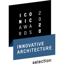 """EDGE got a """"Selection"""" Award in ICONIC AWARDS 2020: Innovative Architecture"""