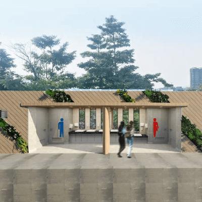 Public Toilet Design 2