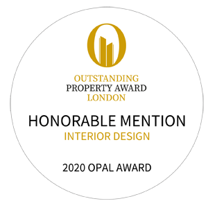 EDGE got Honorable Mention in Outstanding Property Award London 2020